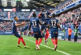 Lors du match aller face aux Lyonnais, le Stade Malherbe Caen aurait pu (dû) l'emporter mais s'est contenté du match nul