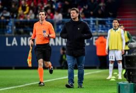 Fabien Mercadal s'est montré déçu après le résultat de samedi soir face à l'AS Saint-Etienne à d'Ornano