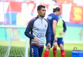 Yoël Armougom sera suspendu pour le 1/4 de la Coupe de France sur la pelouse du Parc OL mercredi prochain