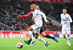 Absent du groupe depuis un déplacement à Reims fin 2018, Emmanuel Imorou fait son retour pour la réception de l'AS Saint-Etienne