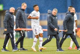 Alors que l'on suspectait une blessure au menisque après la sortie de Yoël Armougom face au Montpellier HSC, le défenseur caennais sera finalement éloigné des terrains une dizaine de jours