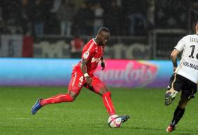 De retour dans le onze de départ pour affronter le Angers SCO, Ismaël Diomandé a délivré une passe décisive pour Claudio Beauvue