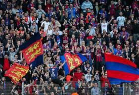 Plus de 15 000 spectateurs sont attendus au Stade Michel d'Ornano pour la rencontre face à l'En Avant Guingamp samedi soir