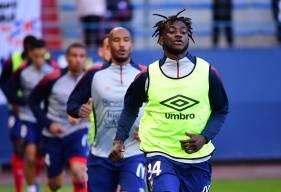 Pour sa première titularisation en Ligue 1 Conforama, Herman Moussaki a joué l'intégralité de la rencontre face à Reims