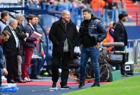 Le duo Rolland Courbis et Fabien Mercadal comptent trois victoires lors des cinq derniers match de Ligue 1 Conforama