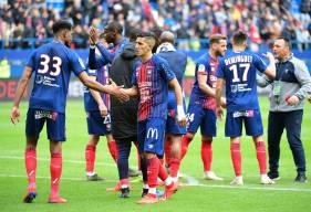 Les joueurs du Stade Malherbe Caen ont la possibilité de prendre ses distances avec l'EA Guingamp samedi soir au Roudourou