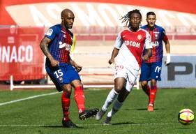 Première titularisation depuis quatre mois pour Emmanuel Imorou hier après-midi sur la pelouse de l'AS Monaco