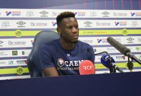 Arrivé cet été en provenance du Paris FC, Malik Tchokounté a participé aux 4 rencontres depuis le début de la saison