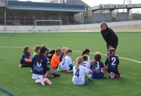Le Stade Malherbe Caen organise sa deuxième journée portes ouvertes pour les jeunes footballeuses