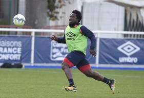 La dernière apparition de Jeff Louis en Ligue 1 Conforama avec le Stade Malherbe Caen remonte 19 mars 2017