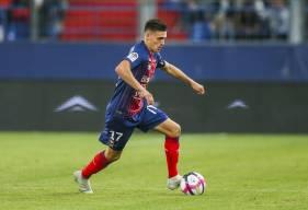 Le milieu de terrain Jessy Deminguet a joué ce week-end son 25ème match en Ligue 1 Conforama avec son club formateur