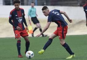 Johann Lepenant a déjà goûté aux plaisirs de l'équipe de France après un tournoi international au Portugal avec les U16 français en fin de saison dernière