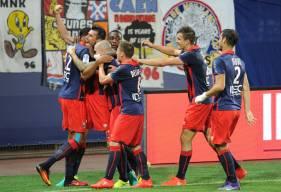 Les caennais s'étaient imposés (2-0) face au SC Bastia en 2016 / 2017, les corses étaient alors promus en Ligue 1 Conforama