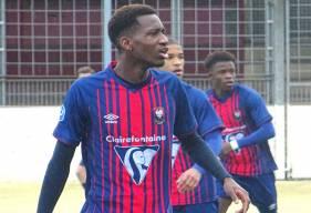 Jason Ngouabi se rendra en Angleterre avec l'équipe de France U16 du 15 au 22 février