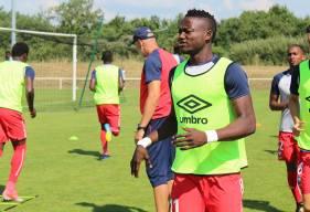 Pour cette rencontre face au Havre AC, Casimir Ninga évoluera en pointe de l'attaque avec Ronny Rodelin et Adama Mbengue à ses côtés