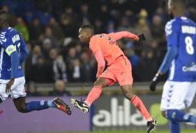 Jordan Nkololo s'étaient créé de nombreuses occasions la saison dernière face aux strasbourgeois sans trouver le chemin du but