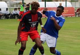 Alors qu'il évolue habituellement avec les U17, Kélian Nsona s'est offert un but et une passe décisive hier avec les U19 du Stade Malherbe