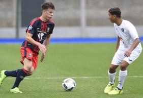 Après une finale U19 la saison dernière, Hugo Vandermersch tentera d'apporter sa grinta et sa détermination à l'équipe réserve pour la saison 2018/2019.
