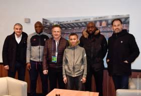 La famille de Tidiam Gomis a signé un accord de non sollicitation avec le Stade Malherbe lors de la réception de l'OM