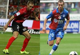 Reynald Lemaître qui a évolué au Stade Malherbe Caen et à l'EA Guingamp sera présent avant la rencontre sur la pelouse de d'Ornano