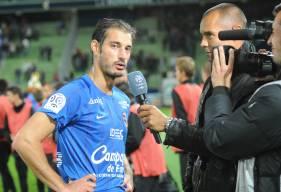 Nicolas Seube sera présent sur la pelouse de d'Ornano avant la rencontre aux côtés de Stéphane Dedebant, Yvan Lebourgeois et Yohan Eudeline