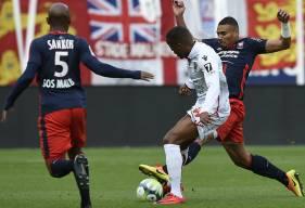 Auteurs d'un match nul (1-1) la saison dernière, Baïssama Sankoh et Alexander Djiku tenteront de faire mieux face aux Aiglons pour débuter la saison à domicile