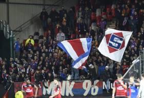 850 supporters caennais seront présents en parcage au Stade du Roudourou pour encourager le Stade Malherbe Caen face à l'EAG