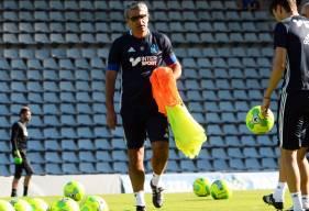 Après avoir entraîné l'équipe réserve de l'Olympique de Marseille, Thomas Fernandez rejoint le Stade Malherbe Caen jusqu'à la fin de la saison (© Olympique de Marseille)