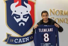 Le jeune Nassim Tlemcani rejoindra le groupe des U17 Nationaux du Stade Malherbe Caen à partir de la saison prochaine