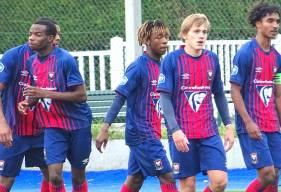 Les U19 Nationaux peuvent prendre le large en tête du classement en cas de succès face à leur dauphin, le Paris SG dimanche après-midi