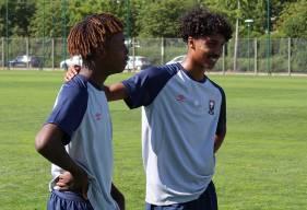 Pierrick Mouniama et Jason Bahamboula qui ont déjà gouté aux U19 Nationaux la saison dernière pourront apporter leur expérience au au milieu de terrain et sur le front de l'attaque