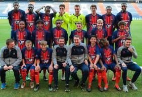 Les U19 natioanux s'étaient imposés (2-4) sur la pelouse du RC Lens en première partie de saison