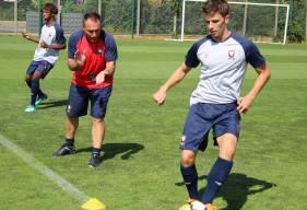 Fabrice Vandeputte et l'équipe résere vont retrouver le chemin de la compétition avec le déplacement sur le terrain du Bayeux FC
