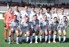 Les féminines du Stade Malherbe Caen comptent une seule défaite cette saison, en Coupe de France