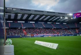 Plus de 11 000 personnes étaient présentes hier soir au Stade Michel d'Ornano pour la première face au FC Lorient