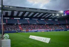 Le Stade Malherbe Caen va recevoir pour la deuxième fois en l'espace de dix jours au stade Michel d'Ornano