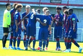 Après trois revers de suite, les U19 Nationaux du Stade Malherbe ont trouvé le chemin de la victoire face à l'USBO