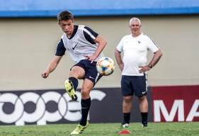 Johann Lepenant va participer à la Coupe du Monde U17 au Brésil (26 Octobre - 17 Novembre). Premier match pour l'équipe de France ce dimanche soir contre le Chili (© FFF - Simon Morcel)