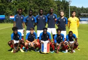 Les U18 français disputeront le Tournoi de Limoges dans une semaine avec une premier match face au Sénégal