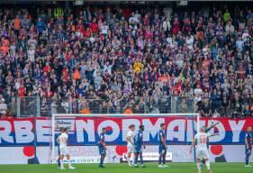 Près de 14 000 personnes sont attendues vendredi soir dans les tribunes du Stade Michel d'Ornano pour ce choc face au Havre AC