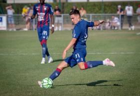 """Au Stade Malherbe Caen depuis l'âge de onze ans, Jessy Deminguet a prolongé au mois de juin avec les """"rouge et bleu"""""""
