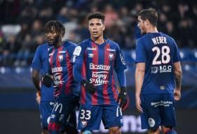 Nicholas Gioacchini et les Caennais tenteront d'enchaîner un onzième match sans défaite toutes compétitions confondues