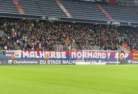 Le Stade Michel d'Ornano possède une des meilleures affluences de Domino's Ligue 2 cette saison