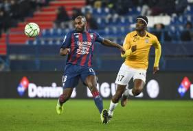Jonathan Rivierez est le seul joueur de champ à avoir disputé l'intégralité des rencontres du Stade Malherbe cette saison