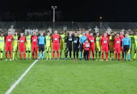 Opposées à l'ASI Mûrs Érigné, le Stade Malherbe Caen a validé son billet pour le 8e tour après son succès 6-0