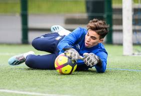 Yassine Gueddar avait déjà participé à un rassemblement avec la sélection U17 et U18 du Maroc