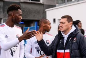 Michel Rodriguez et ses joueurs auront à coeur de se qualifier pour les 16es de la Coupe Gambardella