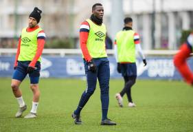 Malik Tchokounté et les Caennais vont tenter d'enchaîner après la victoire sur la pelouse du FC Chambly (0-1)