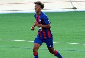 Brahim Traoré est le quatrième joueur du centre de formation à participer à un rassemblement pendant cette trêve du mois d'octobre