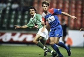 Fabrice Divert fait partie des trois joueurs sélectionnés en Équipe de France tout en jouant au Stade Malherbe Caen